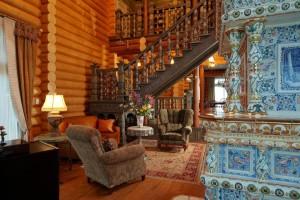 интерьер-бревенчатого-дома (2)