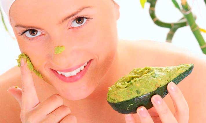 Маска с авокадо от морщин в домашних условиях