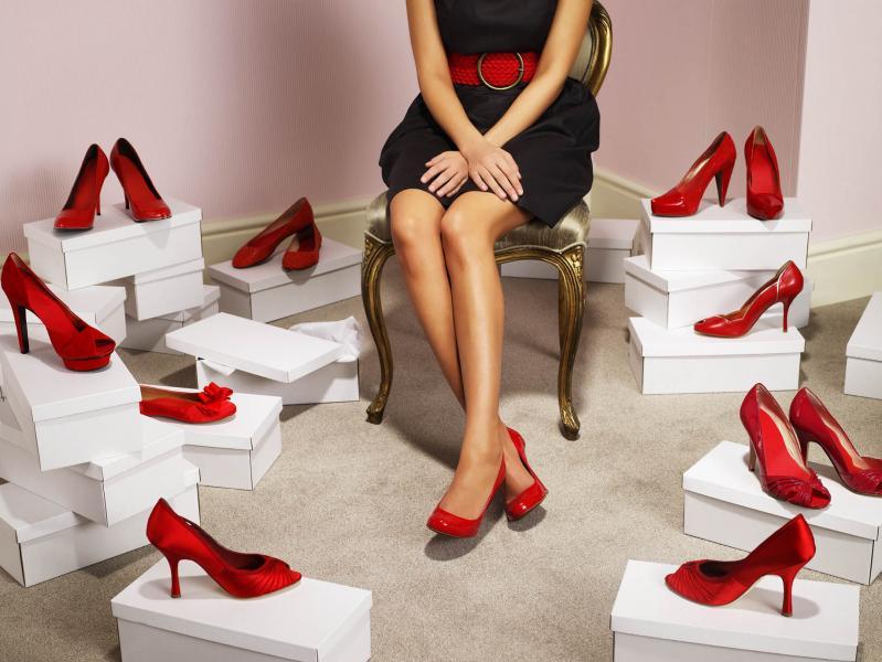 сонник красные туфли на шпильке лучшие