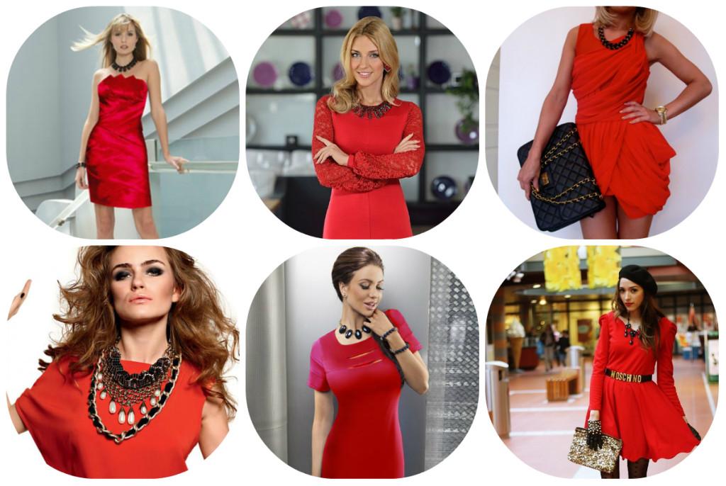 39cf60b2eea Бижутерия к красному платью  создаем роковой образ!