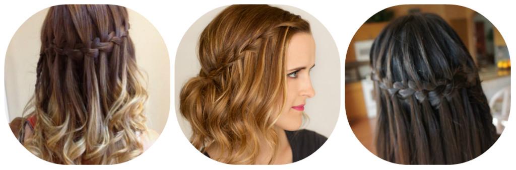 Причёска на 1 сентября на длинные волосы 8 класс