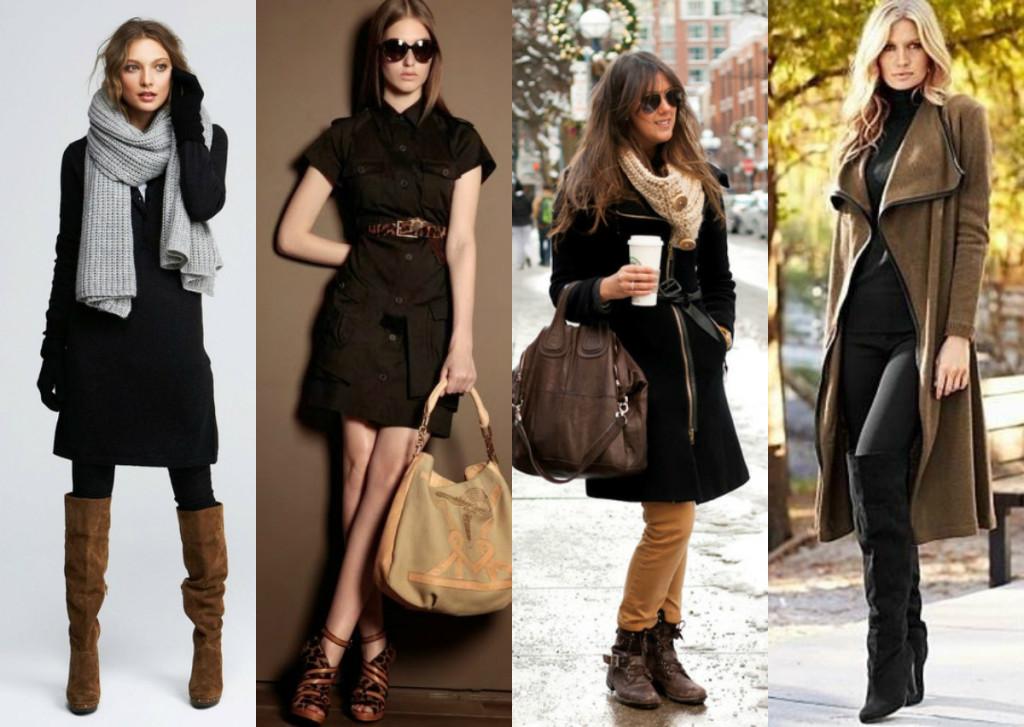 Картинки по запросу коричневый и черный одежда