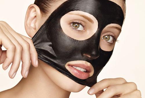 maska iz uglya
