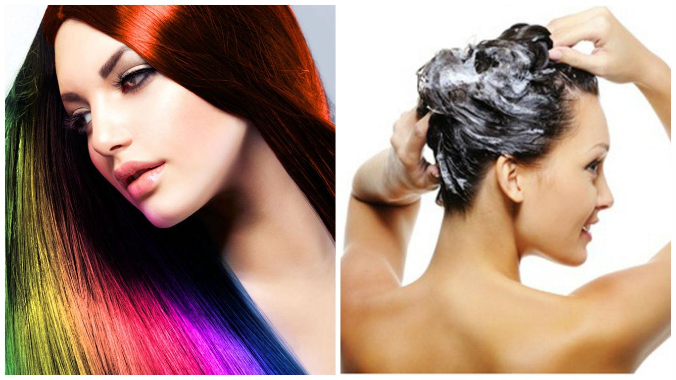 Как восстановить сожженные волосы, если сожгла их краской или осветлением 22