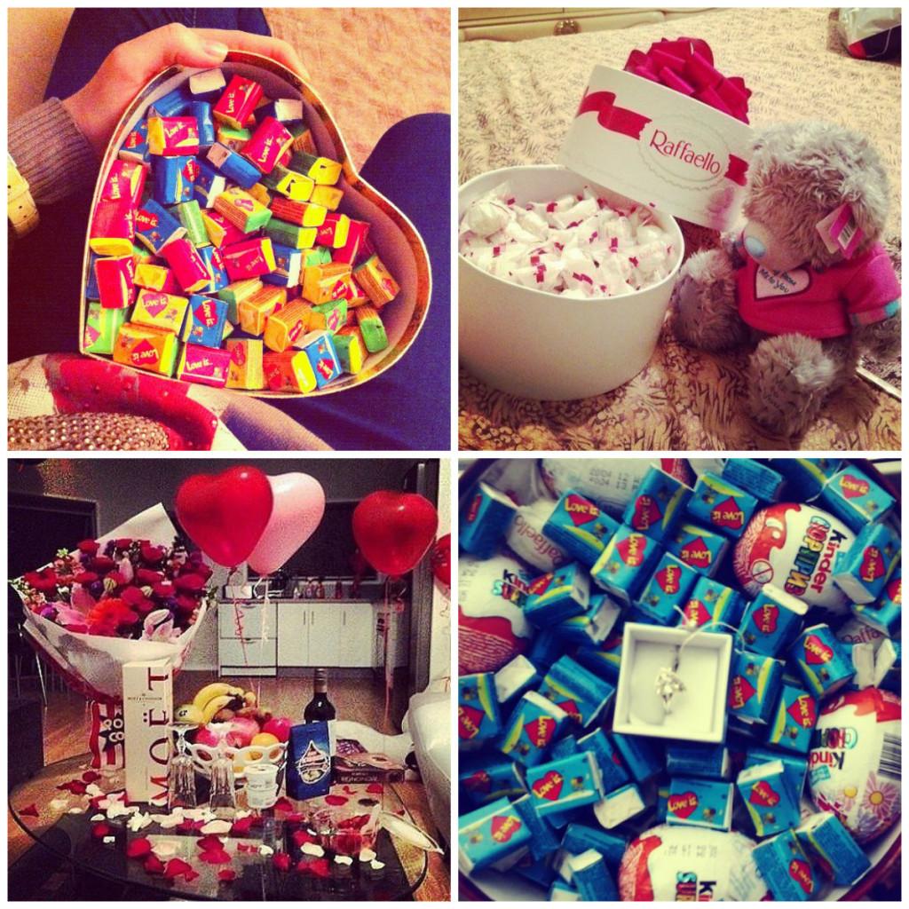 Что подарить девушке на день рождения подарки