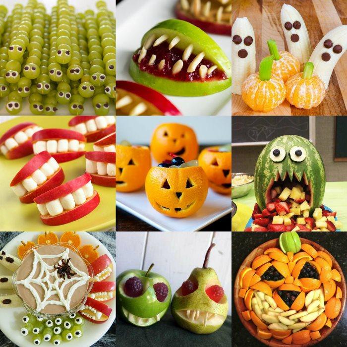 Традиционные блюда на хэллоуин рецепты