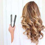 Как утюжком накрутить волосы
