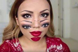 Как накраситься на Хэллоуин: 5 лучших идей для макияжа