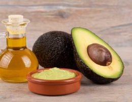 Маска из авокадо для лица